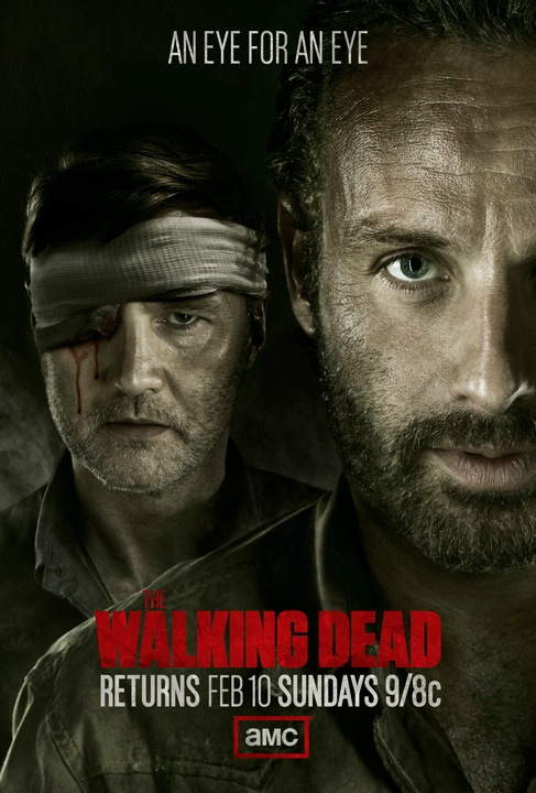 Download Serie The Walking Dead 3ª Temporada HDTV - Torrent