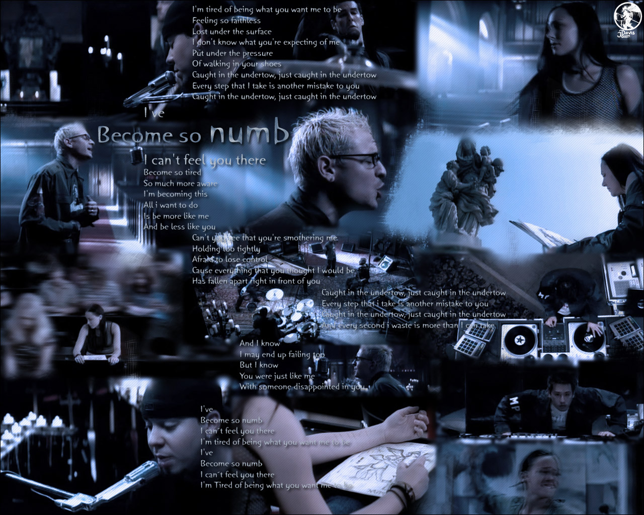 Linkin Park Crawling Wallpaper Numb