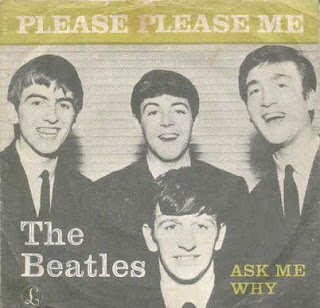 Ask Me Why - The Beatles