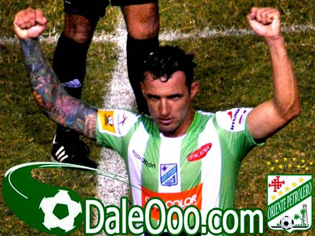 Oriente Petrolero - Matías García - Oriente Petrolero vs Real Potosí - DaleOoo.com web del Club Oriente Petrolero