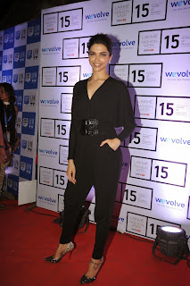 Deepika Padukone Latest Pictures in Black Dress at Lakme Fashion Week 2015    ~ Bollywood and South Indian Cinema Actress Exclusive Picture Galleries