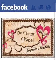 Búscanos en facebook!!!