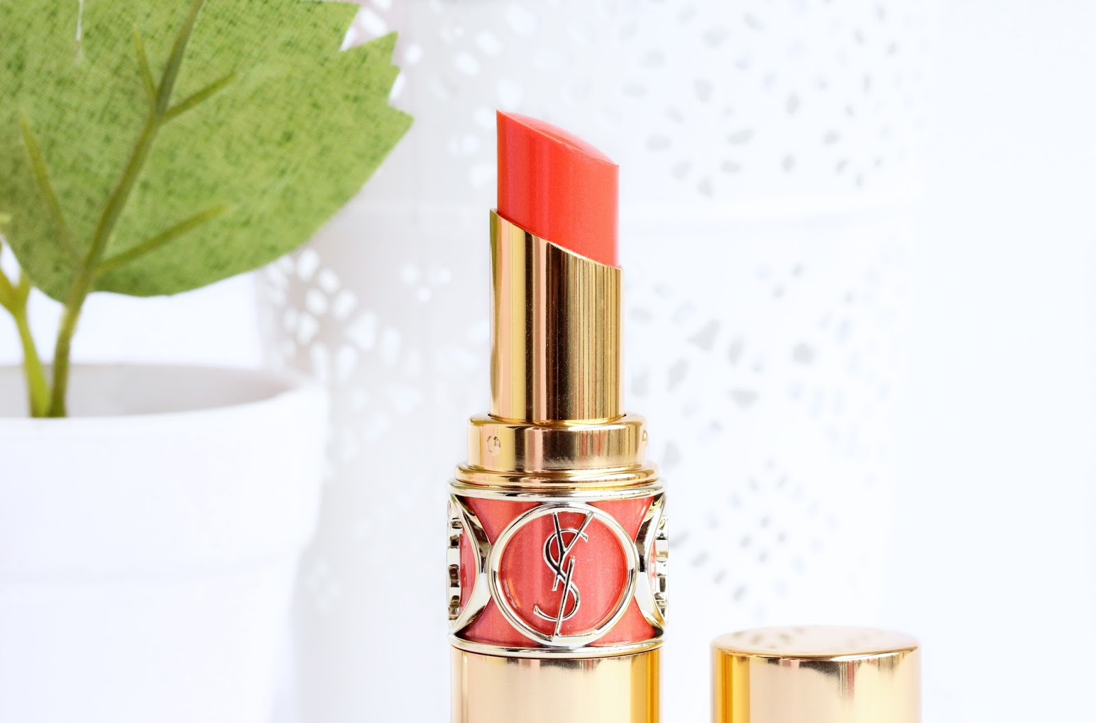 YSL Rouge Volupte Shine in #14