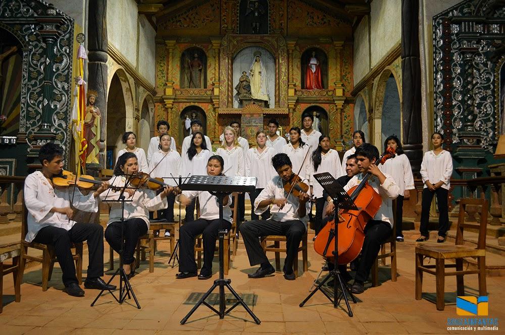 Música Boliviana de la Misiones Jesuitas