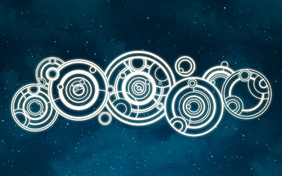 gallifreyan symbols wallpaper - photo #25