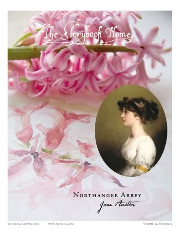 Current issue:<br>Vol. 14 No. 2 - Northanger Abbey