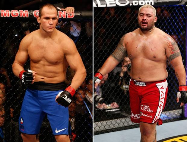 Junior dos Santos, Mark Hunt UFC