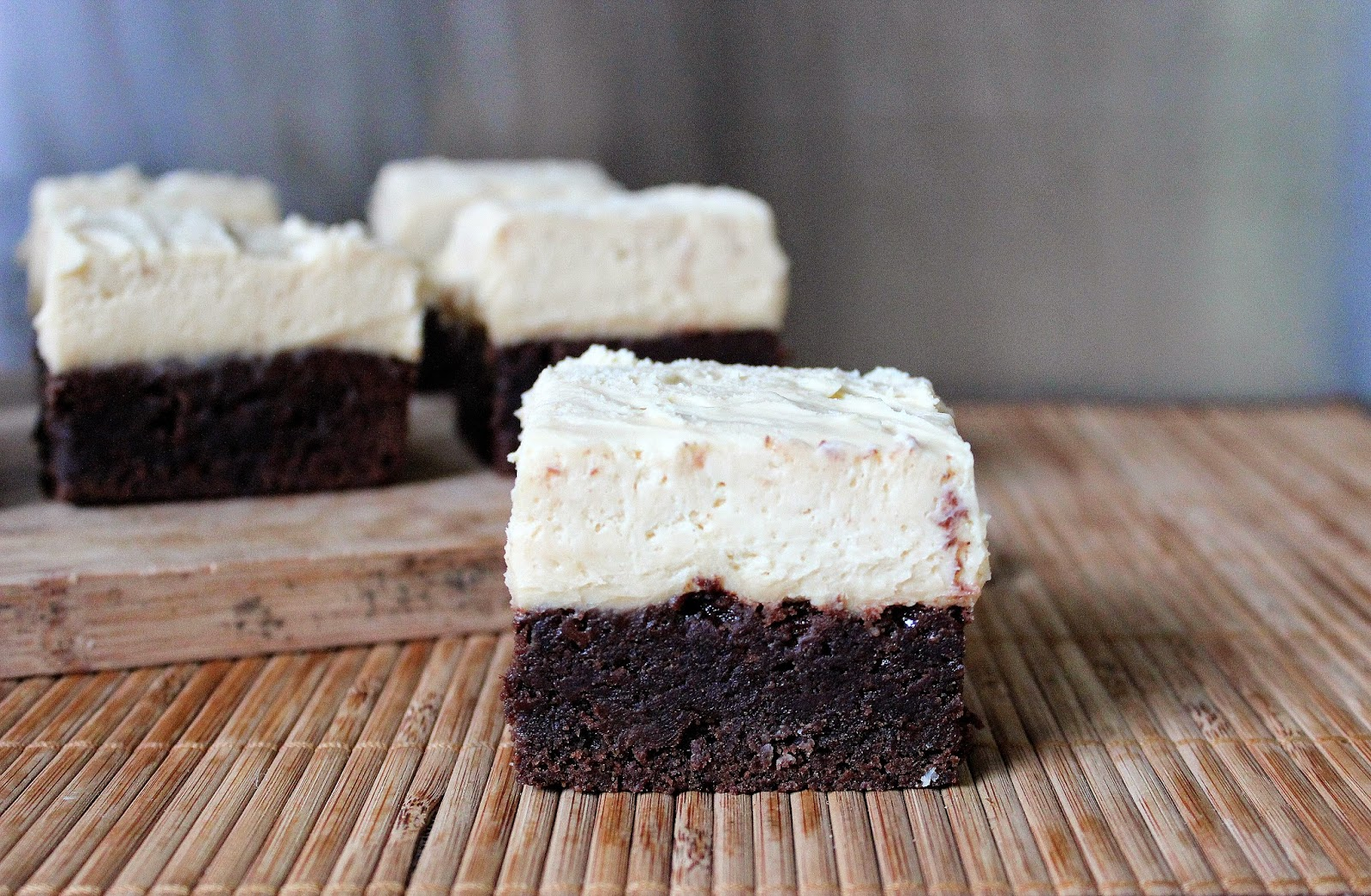 PicNic: Peanut Butter Cheesecake Brownies