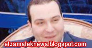 خالد رفعت مدير التسويق بنادي الزمالك