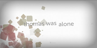 Thomas Was Alone title
