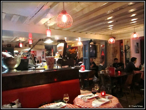 restaurant Le Biscornu Paris 2ème rue Montmartre