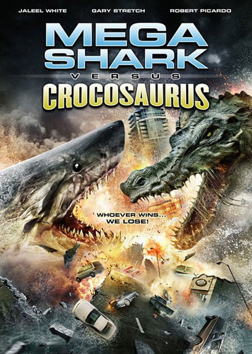 Download Mega Shark Vs Crocosaurus   DVDRip Dublado