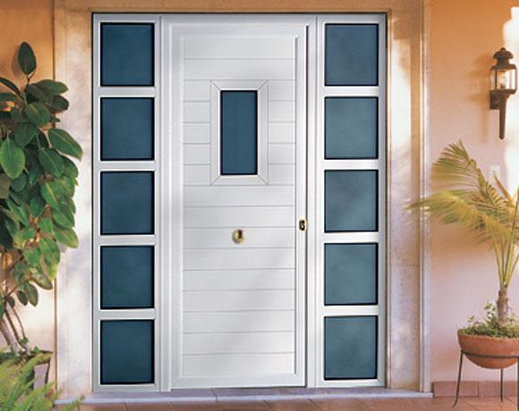 Carpiter a de aluminio pablo rodr guez puertas de aluminio for Puertas metalicas para cocina