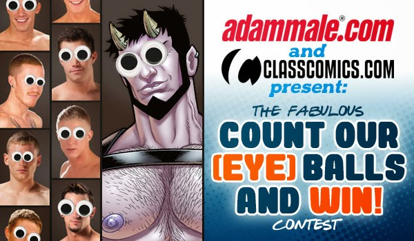 Enter Our Contest w/ Class Comics! Click Pic for Details!