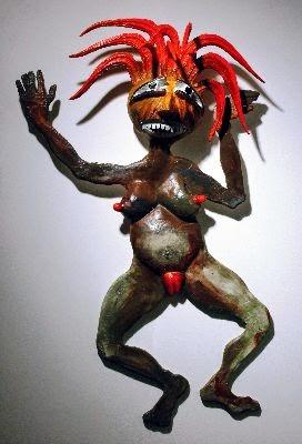 Yves-ROPARS-sculpture-art-brut- outsider art magazine- gricha rosov