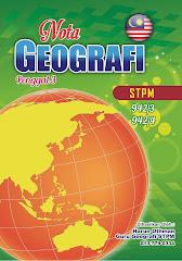 Nota Geografi Penggal 3 Tahun 2014