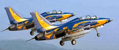 "T50i Golden Eagle Langkah TNI AU Menuju ""World Class Air Force"""