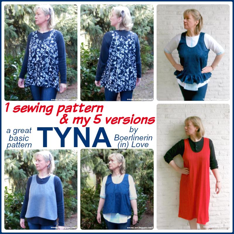TYNA wesens-art.blogspot.com