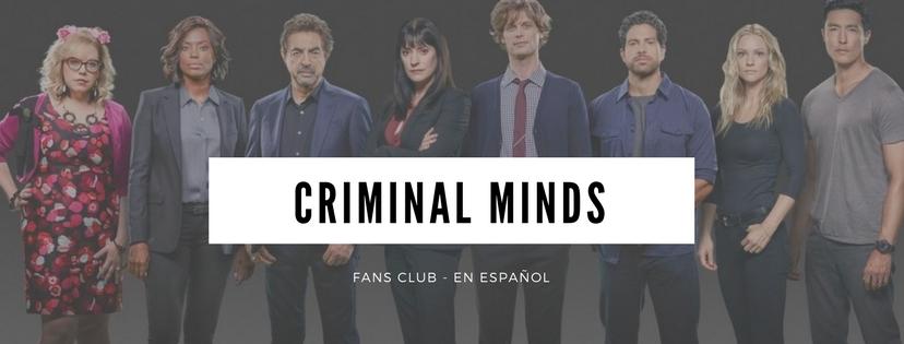 Criminal Minds Fan Club
