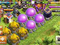 Trik Clash Of Clans | Cara Super Kilat Mengumpulkan Loot Dengan Sangat Mudah
