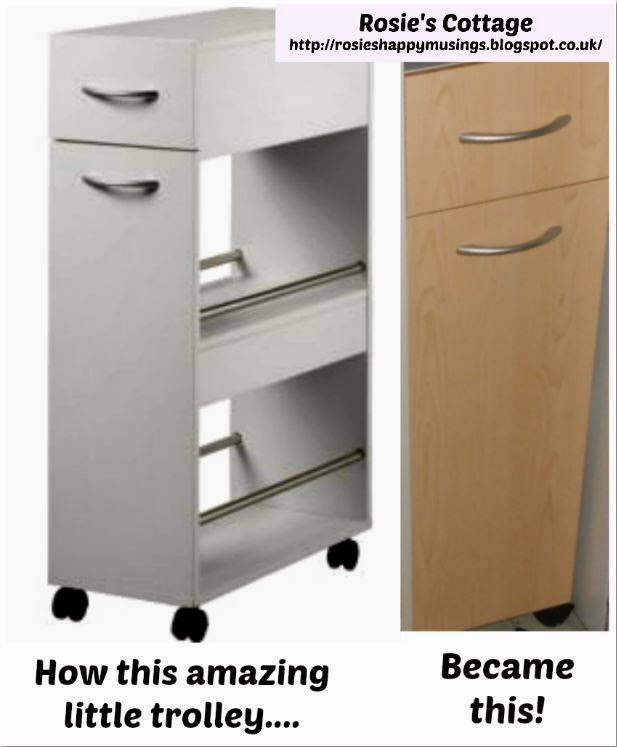 The Most Amazing Budget Kitchen Trolley