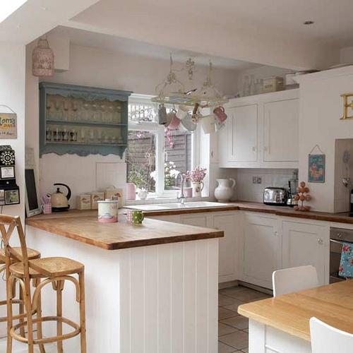 Querido ref gio blog de decora o diversos formatos de - Mostradores de cocina ...