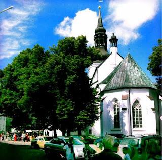 Iglesia de la Cúpula de Tallin