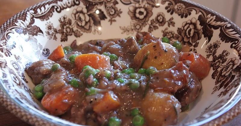 Parkers Beef Stew cabin fever: ina garten's beef stew