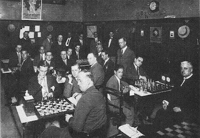 Torneo Nacional de Ajedrez, Barcelona 1926