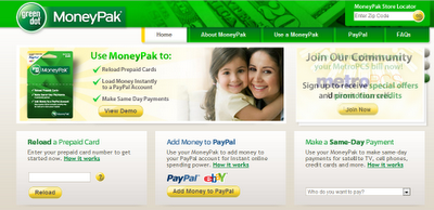 MoneyPak
