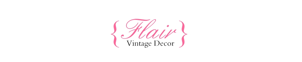A Flair for Vintage Decor