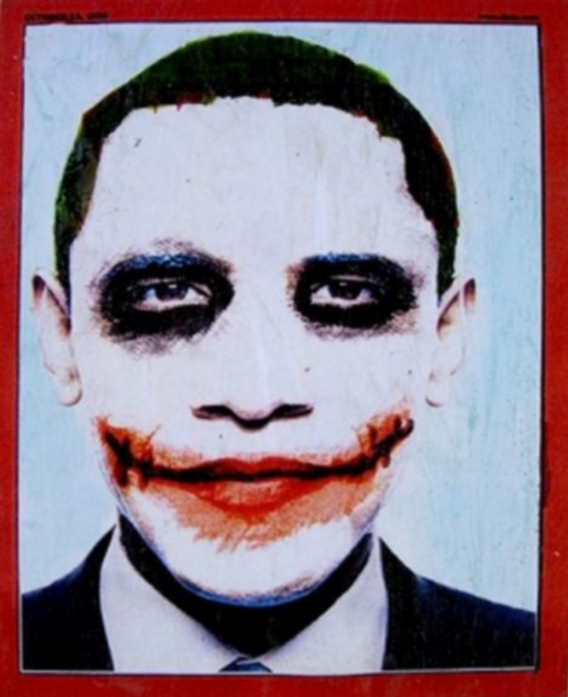obama joker