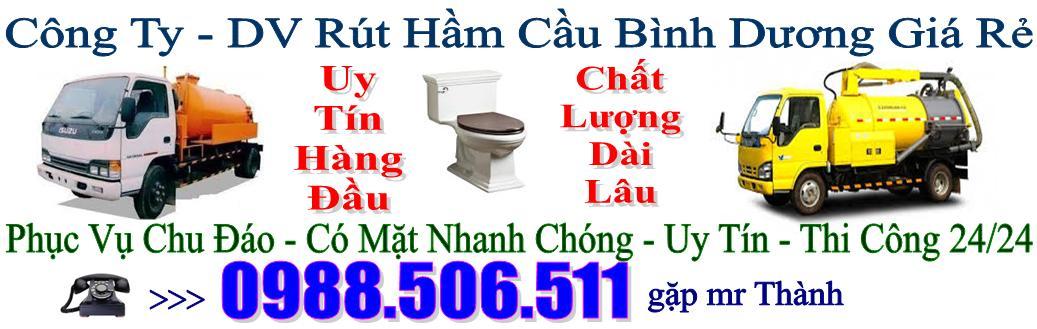Hut Ham Cau Binh Duong Gia Re 0988.506.511