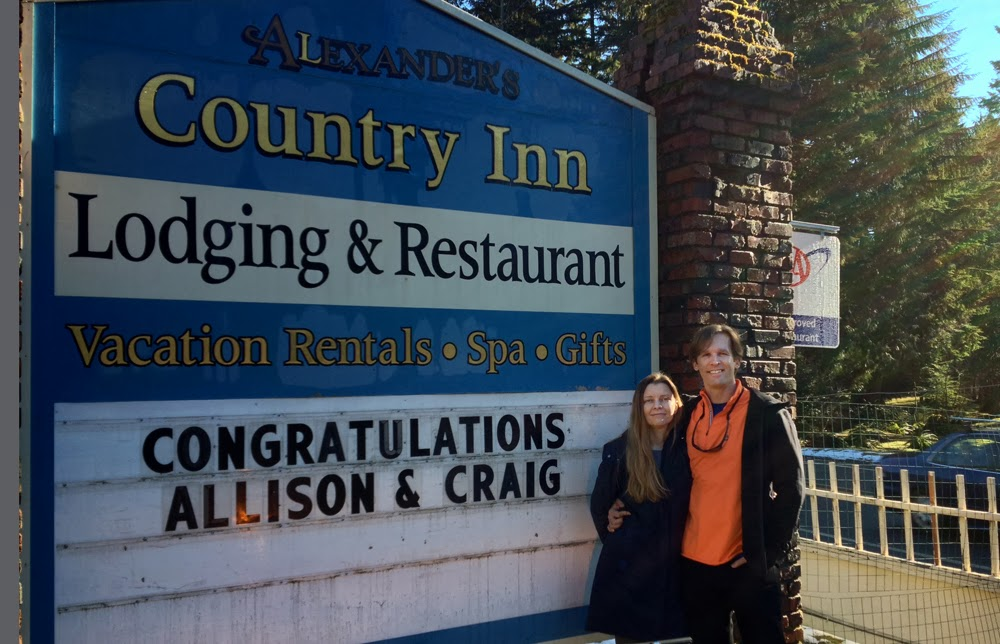 Alexander's Country Inn hosts Allison and Craig's wedding - Posted by Patricia Stimac, A Heavenly Ceremony