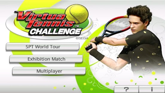 Virtua Tennis Challenge + Data Android game | Full Version Pro Free Download