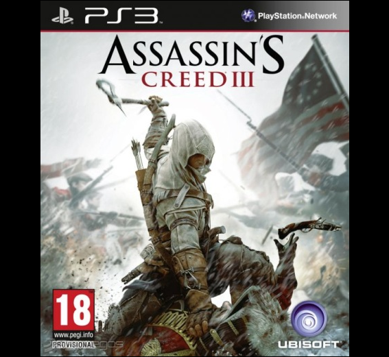 Assassins Creed III [PS3][3.55][Esp]