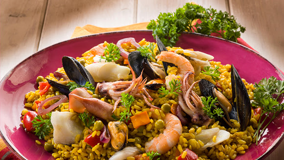 Paella Express Recipe