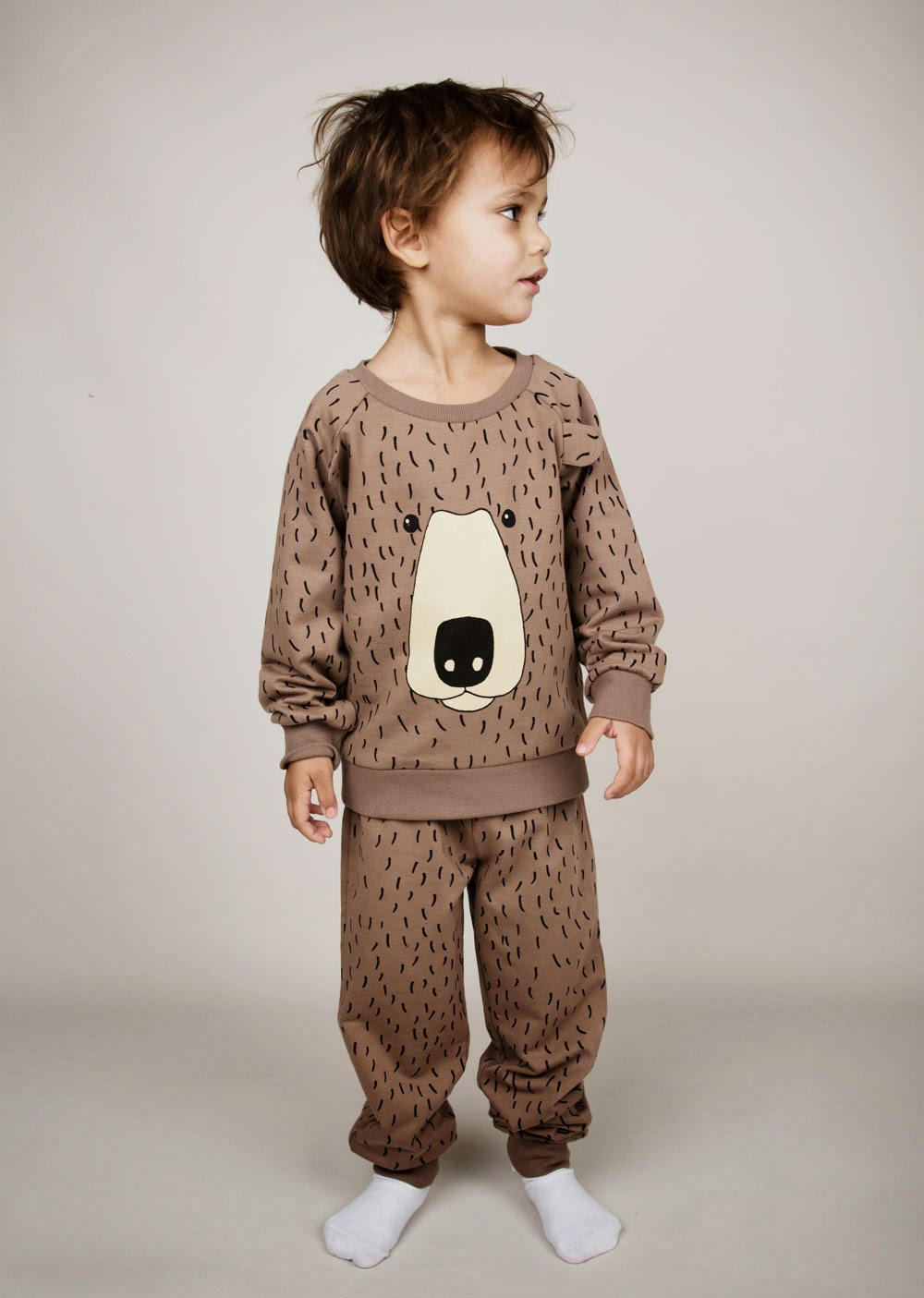 "Mini Rodini Autumn/Winter 2014 kids fashion collection ""Quel Carrousel"""
