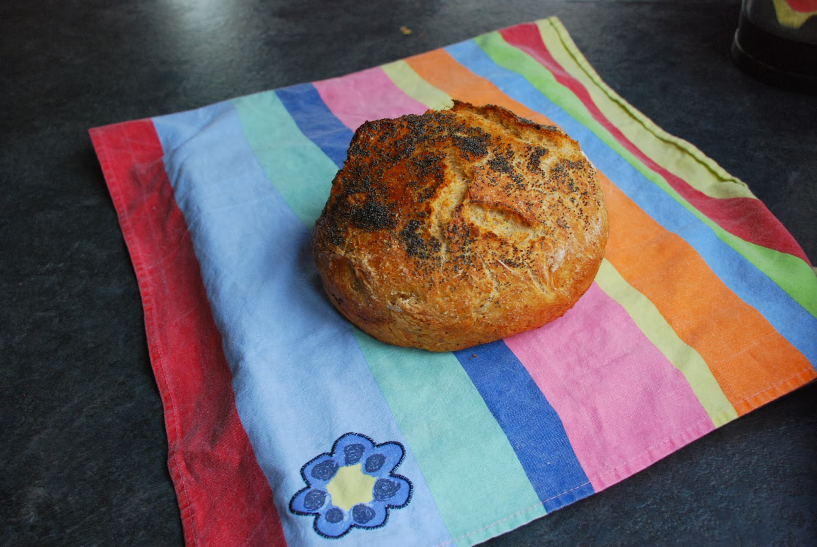 image of home made bread