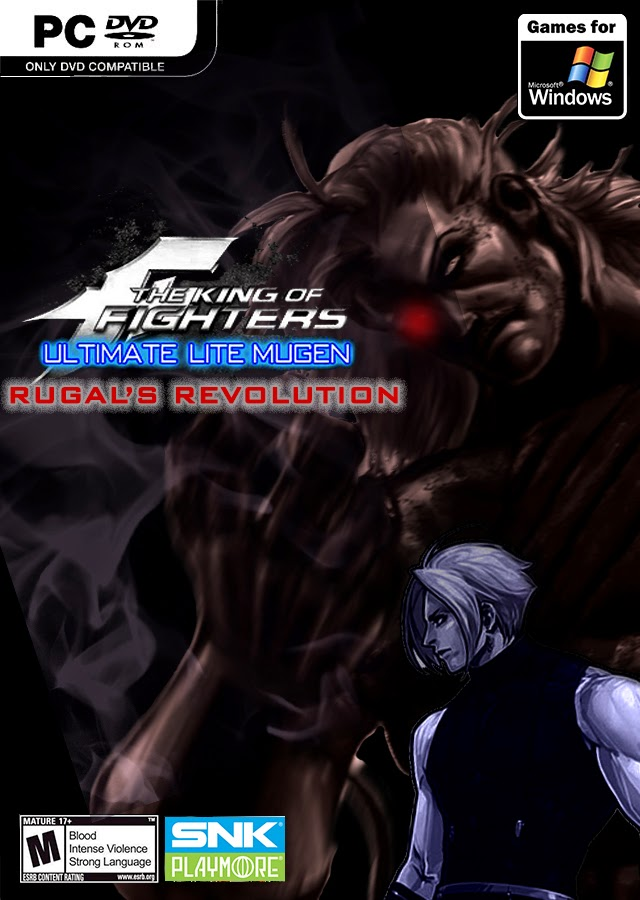 KOF Ultimate Lite Mugen Rugal's Revolution