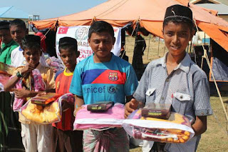 PCNU Pamekasan Siap Tampung dan Sekolahkan Anak-Anak Pengungsi Rohingya