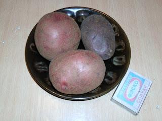 Семенные клубни картофеля, сорта Любава, Розара, Кубинка