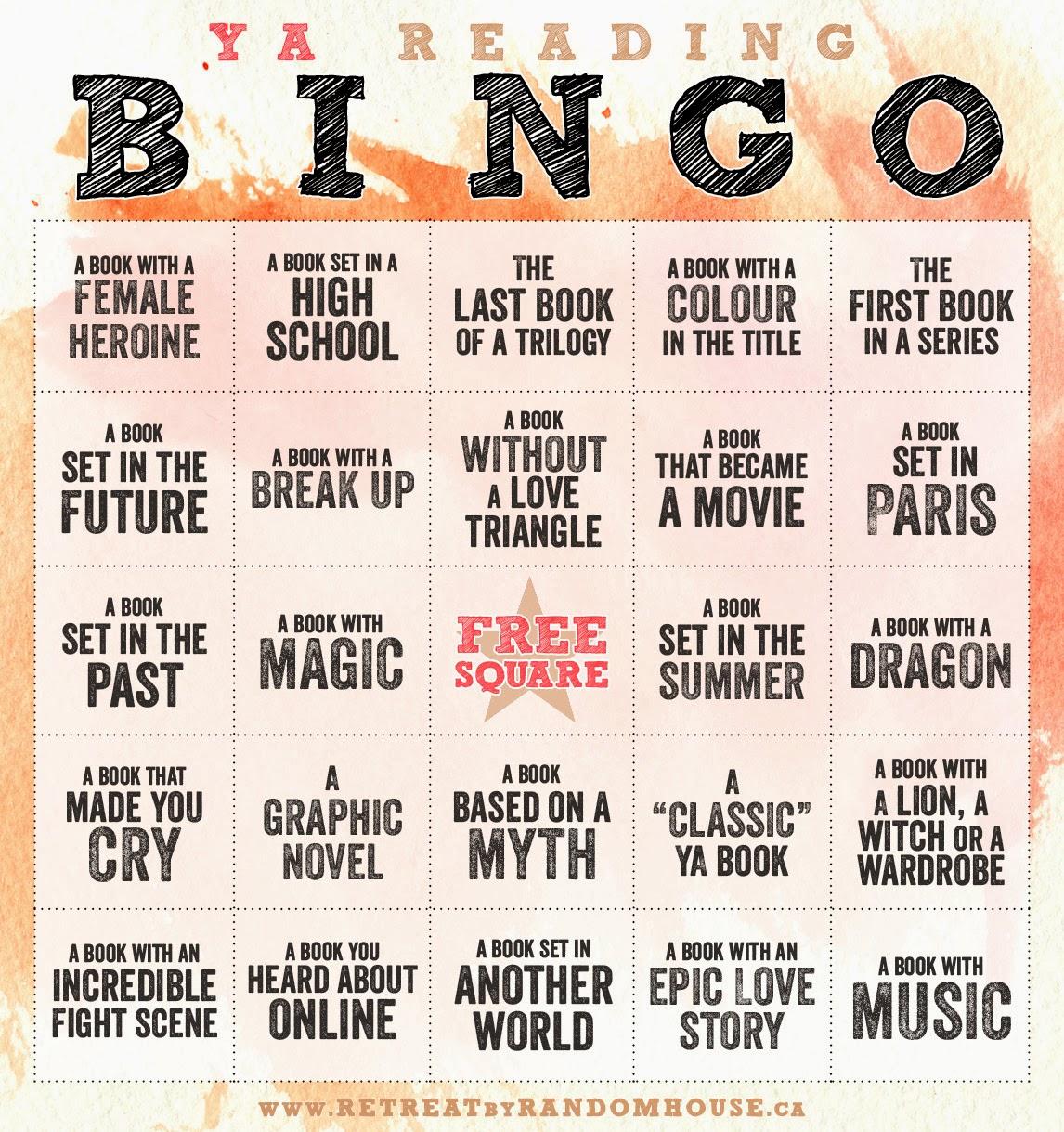 ¡Bingo-reto!