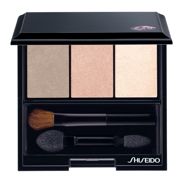 Shiseido Luminizing Satin Eye Color Trio - Nude