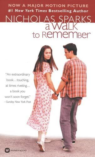 A Walk to Remember by Nicholas Sparks (ebook)