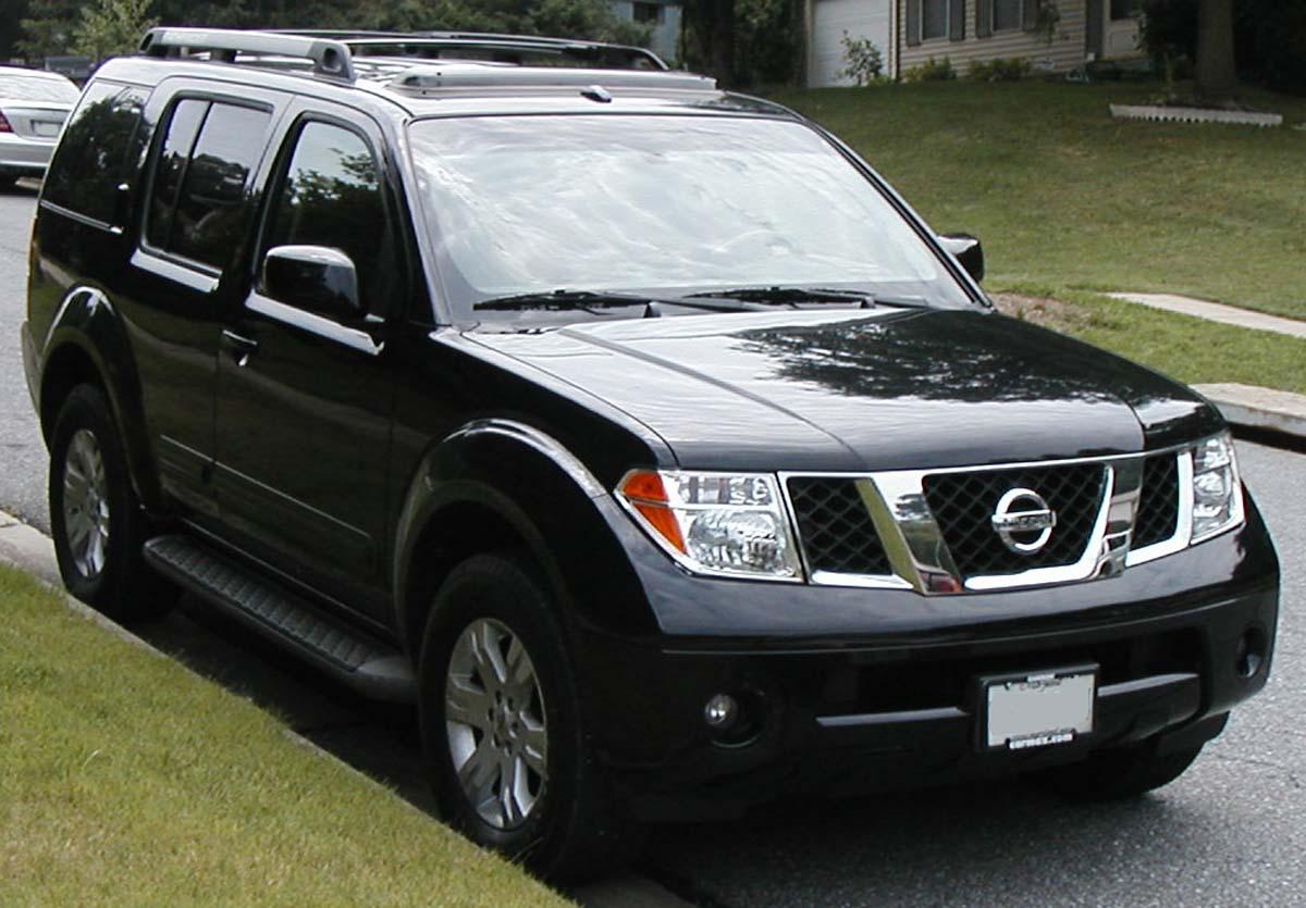 auto car pro  Nissan Pathfinder Nissan Navara