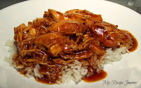 Bourbon Street Crack Chicken - Crockpot Style