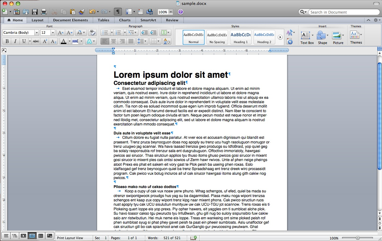 Megans ebook formatting tips and services how to identify and you can now see all the non printing characters like spaces paragraphs and tabs heres an example biocorpaavc
