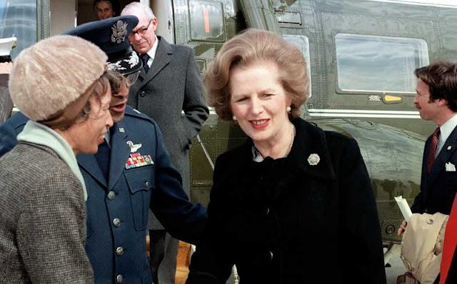 Noticias Curiosas: Thatcher, la cuarta personalidad más erótica del milenio
