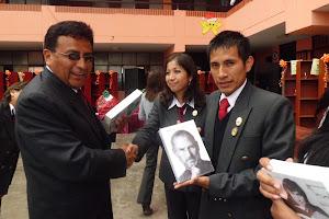 Premiación Cumbres Dominguinas 2011